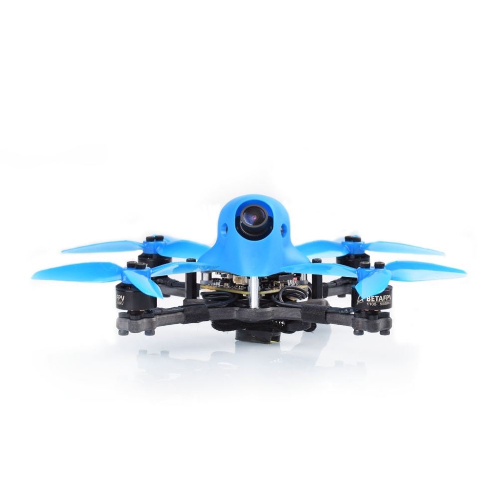 BetaFPV HX115 Ripper HD Toothpick FPV Racing Drone With Toothpick 2-4S 12A AIO FC 200mW VTX Runcam Split 3 Cam BNF - TBS Crossfire Receiver