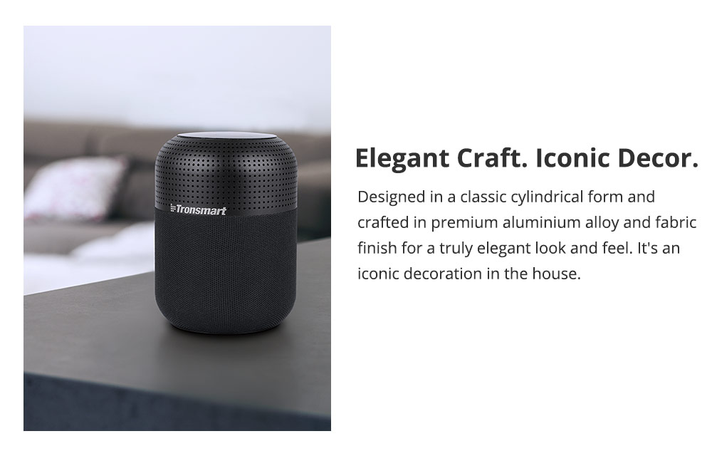 Tronsmart Element T6 Max 60W Home Bluetooth Speaker