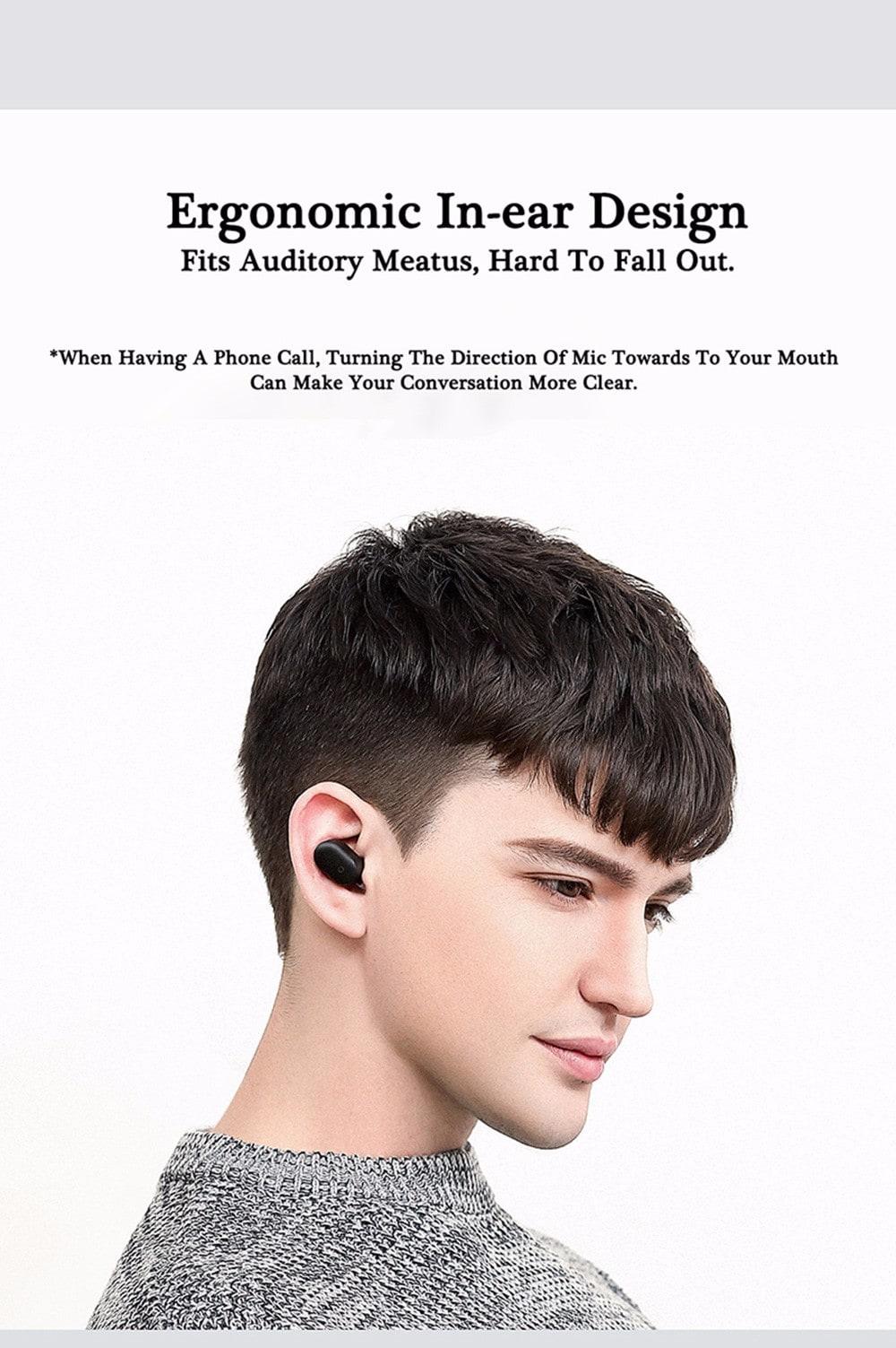 Xiaomi Bluetooth Headset Mini Black