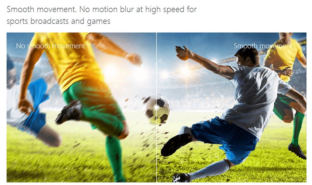 Xiaomi Mi TV 4S 43'' Android 9.0 4K UHD Smart TV Dolby + DTS DVB-T2/C 2GB/8GB 2.4G/5G WIFI Bluetooth HDMI*3 USB*3 Google Assistant Youtube Amazon Prime - Black