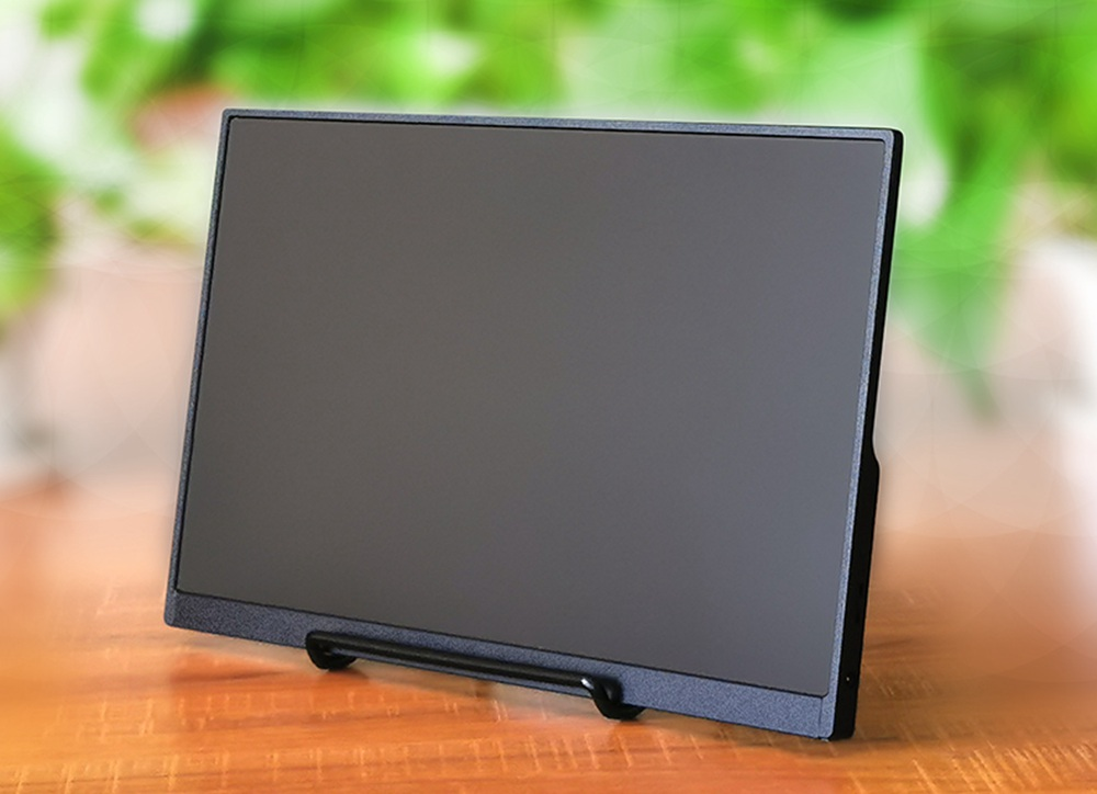 AOSIMAN ASM-133UC Portable Monitor 13.3 Inch 3200*1800 IPS Screen Full Metal Body Type-C+Mini HDMI Dual Port