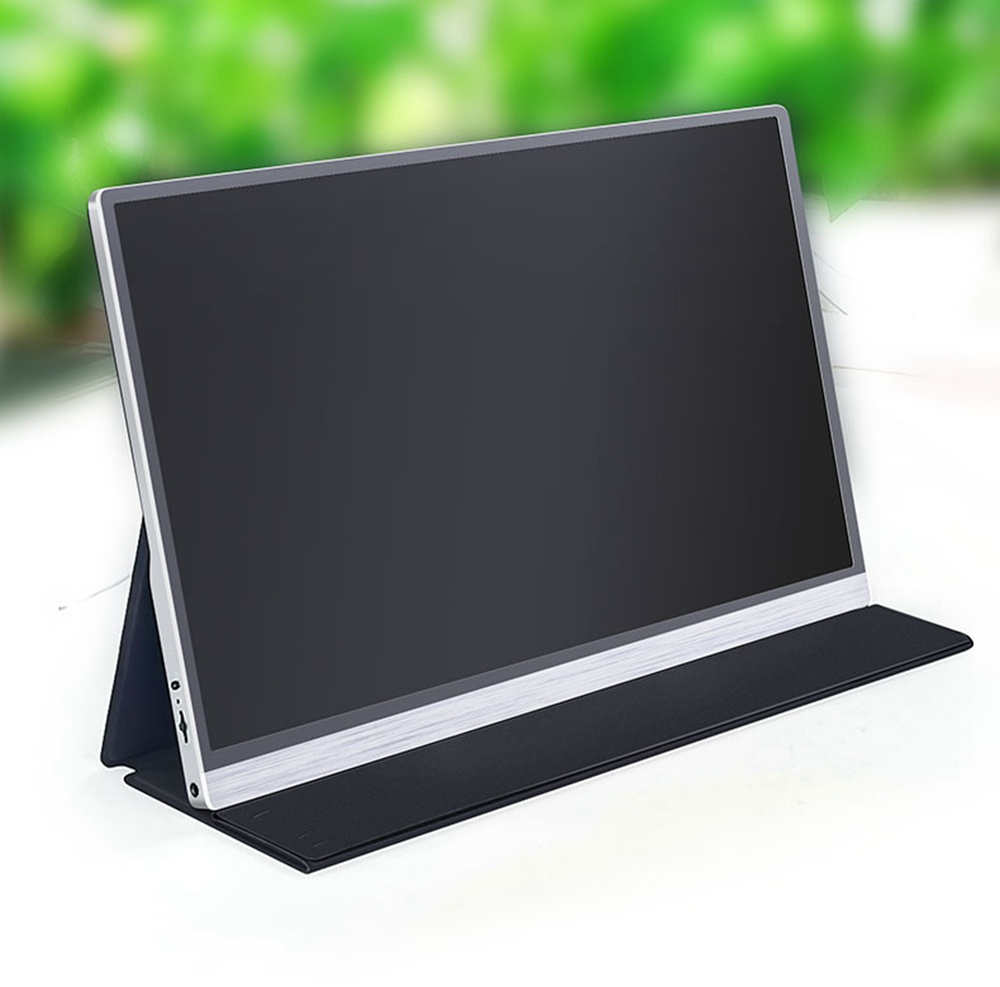 AOSIMAN ASM-156UC Portable Monitor 15.6 Inch IPS HDR Touch 3200*1800 Resolution Full Metal Body Type-C+Mini HDM Dual Port