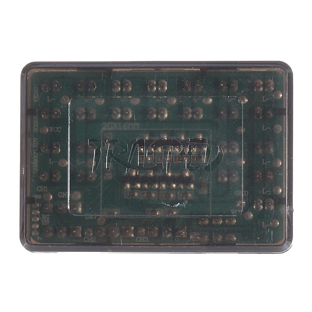 HG P408 1/10 U.S.4X4 Military Vehicle Truck RC Car Spare Parts Controllable IC Mainboard with LED Light Set