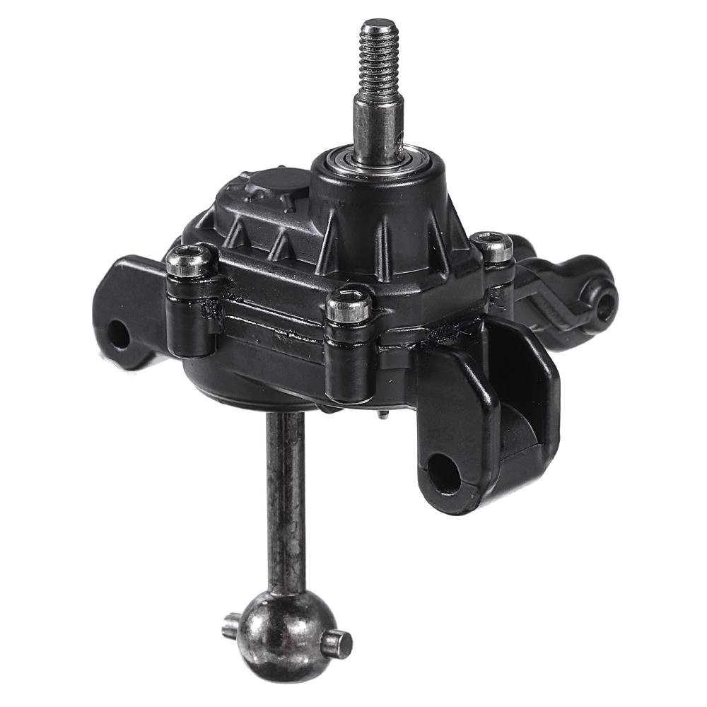 HG P408 1/10 U.S.4X4 Military Vehicle Truck RC Car Spare Parts Metal Rear Wheel Gearbox - Right
