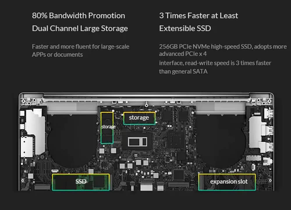 """Xiaomi Mi Notebook Pro (2019) 15.6"""" Fingerprints Intel Core i7-8550U Quad Core NVIDIA GeForce MX250 2GB IPS 1920*1080 16GB RAM 512GB SSD Windows 10 - Gray"""