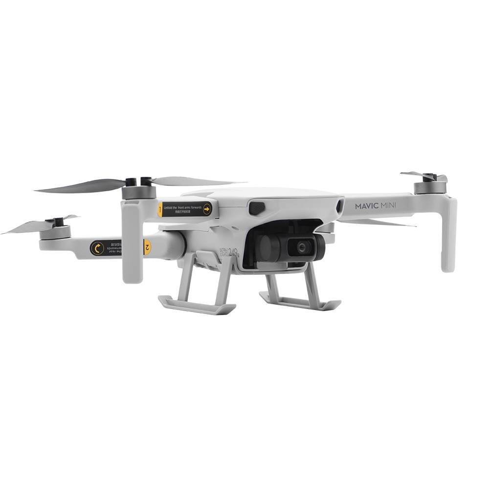 RC Aircraft Drone Expansion Spare Parts ABS Raise The Landing Gear For DJI Mavic MINI