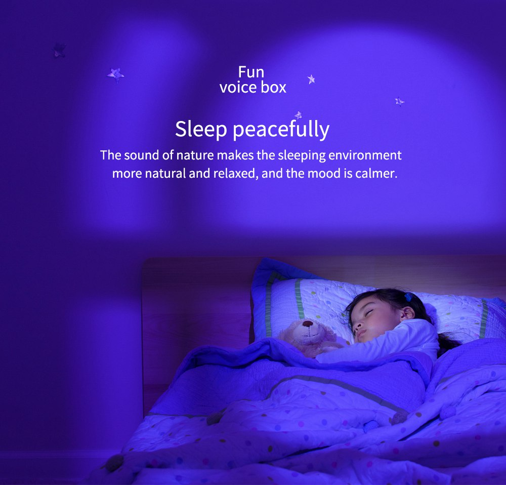 Three Sheep K1 Portable White Noise Machine USB Charging Sleep Therapy For Adults Baby - Orange