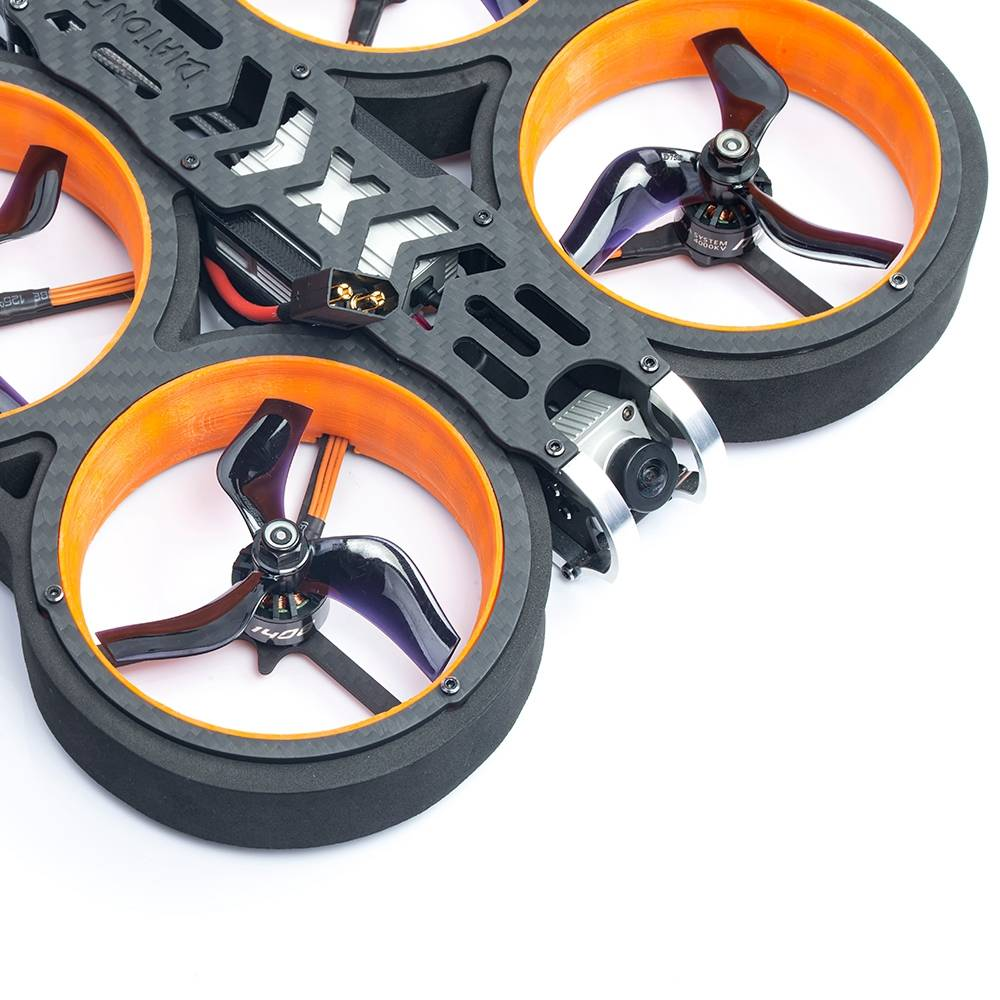 Diatone MXC TAYCAN 4S Version CineWhoop FPV Racing Drone With F405MINI 25A ESC DJI FPV Air Unit PNP