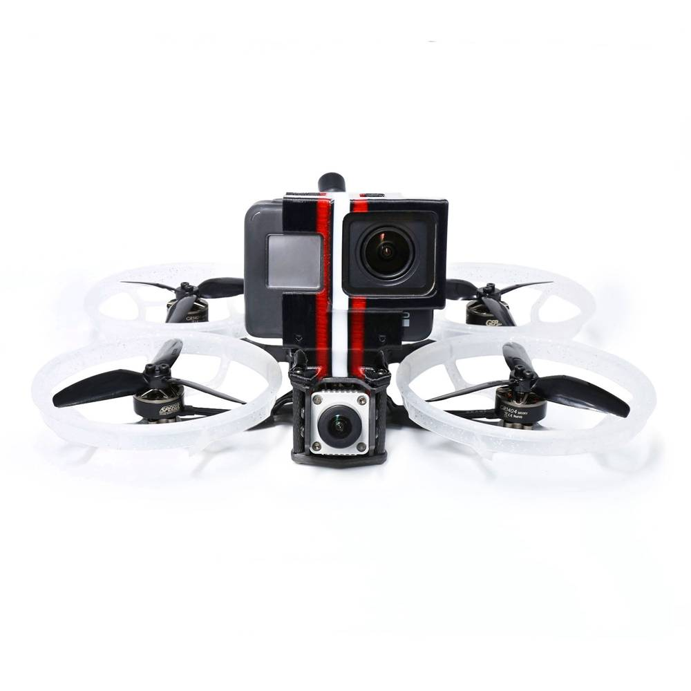 Geprc CineRun HD3 155mm 3 Inch CineWhoop FPV Racing Drone STABLE PRO F7 35A BL_32 DJI FPV Air Unit PNP
