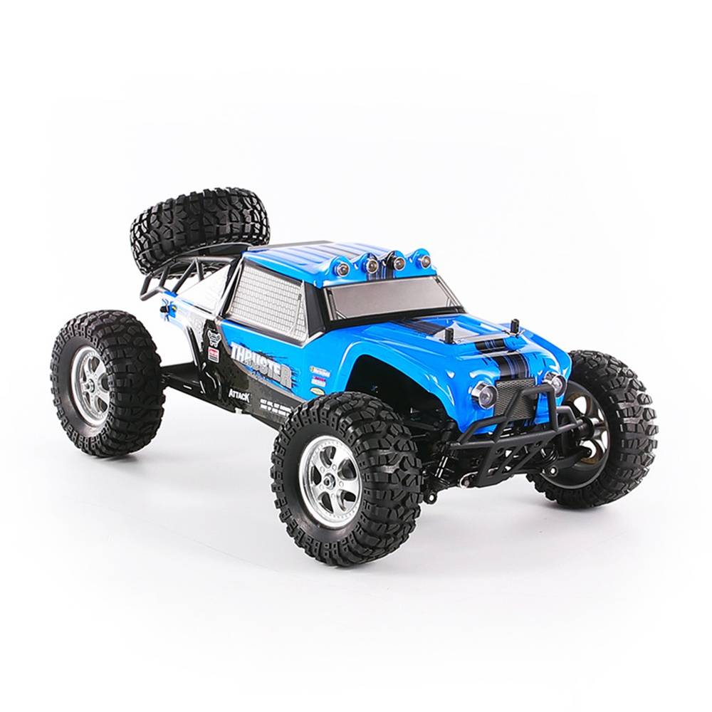 HAIBOXING 12891 DUNE THUNDER 1/12 2.4G 4WD Electric Desert Off-road Buggy Vehicle RC Car RTR - Green