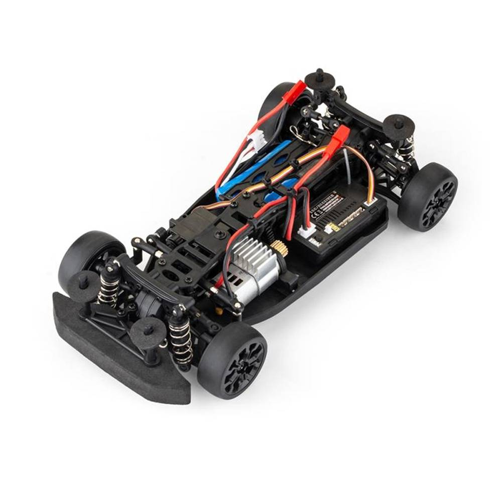 HAIBOXING 2188A STREET SLIDER 2.4G 1/18 4WD Electric Drift On-road RC Vehicles Car RTR - Blue