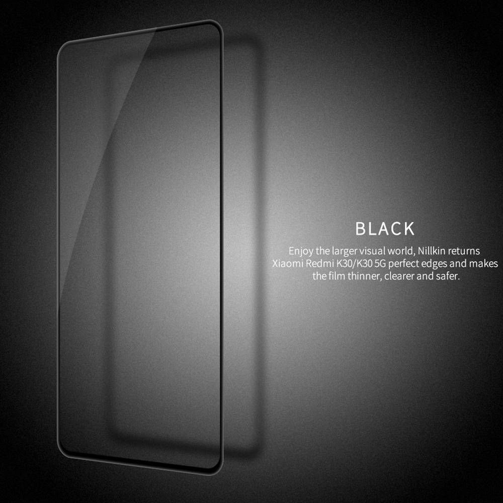 Nillkin Anti-explosion Tempered Glass CP+PRO Screen Protector For Xiaomi Redmi K30 / Redmi K30 5G - Transparent