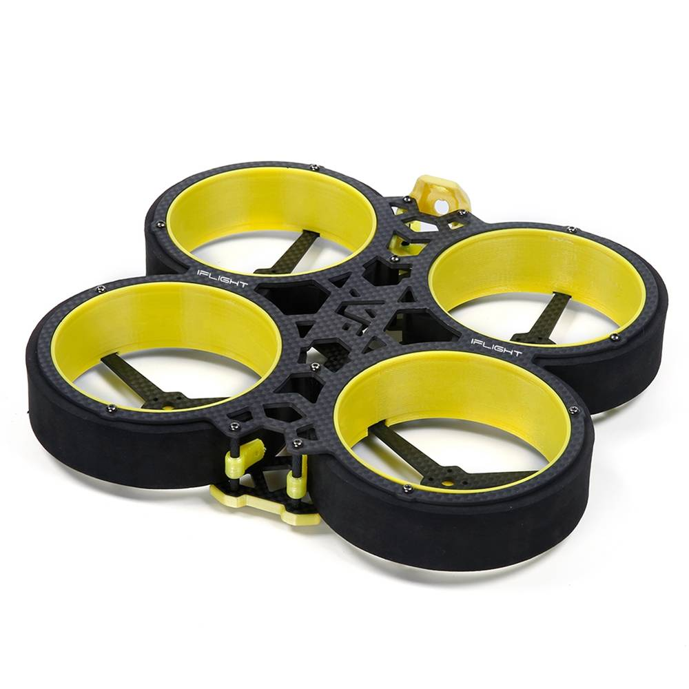 iFLIGHT BumbleBee CineWhoop 142mm 3 Inch PLA EVA Carbon Fiber Frame Kits For FPV Racing Drone