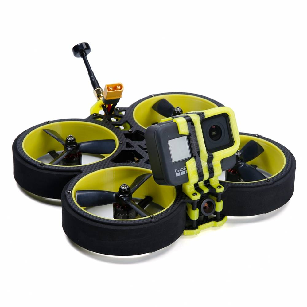 iFLIGHT BumbleBee CineWhoop 142mm 3 Inch FPV Racing Drone With F4 40A 500mW VTX Caddx Ratel Camera PNP