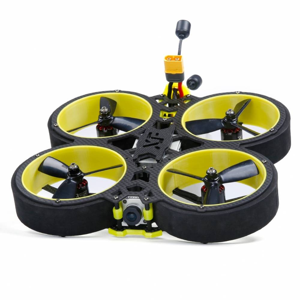 iFLIGHT BumbleBee HD CineWhoop 142mm 3 Inch FPV Racing Drone With DJI FPV Air Unit PNP