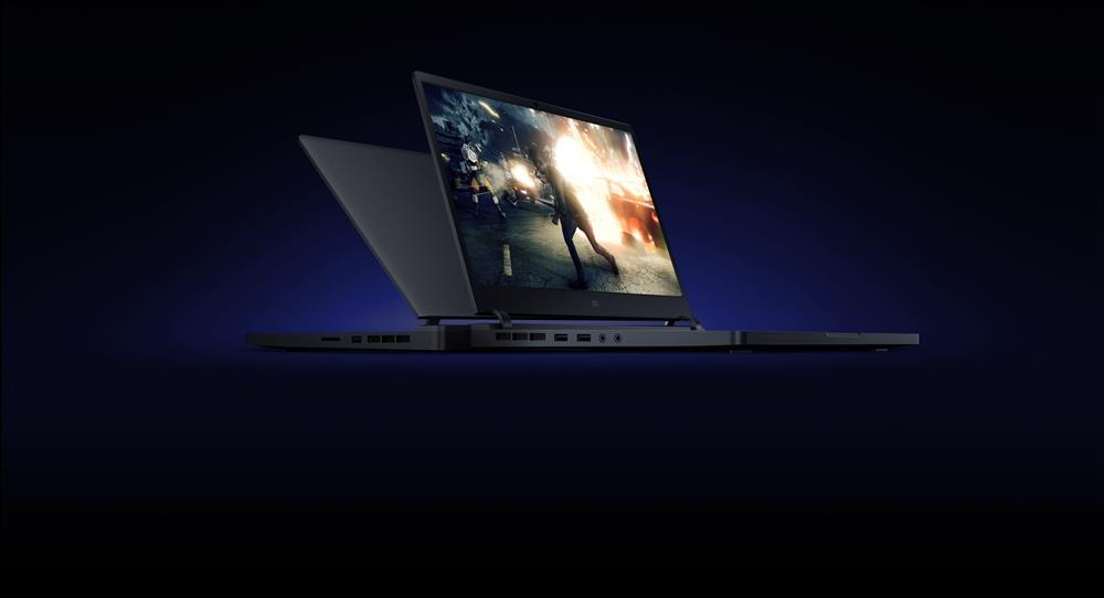 "Xiaomi Mi Gaming Laptop Intel Core i7-9750H Hexa-Core 15.6"" 72% NTSC FHD Screen 1920 x 1080 GeForce® RTX 2060 6GB GDDR6 Windows 10 16GB DDR4 1TB SSD - Gray"