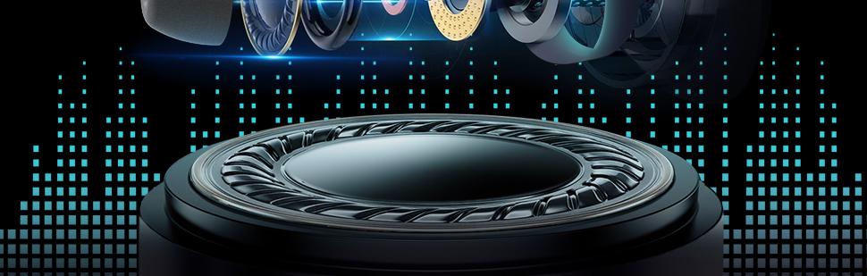 FIIL T1X Bluetooth 5.0 Qualcomm QCC3020 TWS Earphones OTA Upgrade AAC/SBC Power Display Type-C Fast Charge IPX5