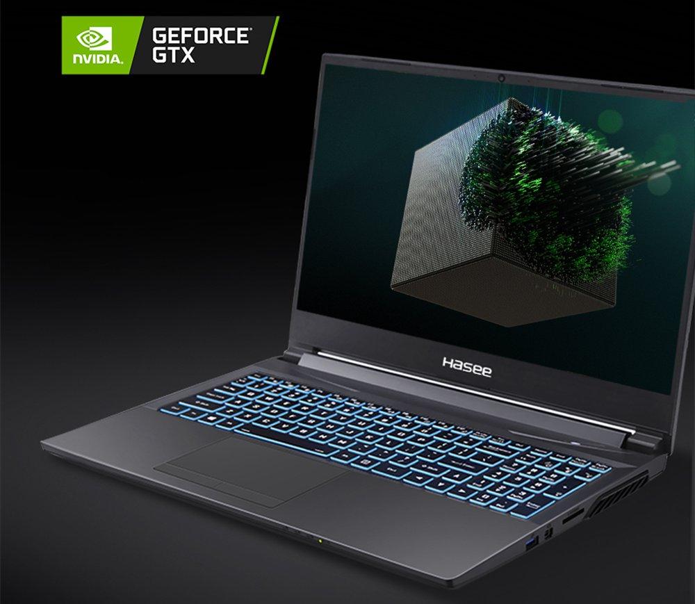 Hasee G7t Cu7na Gaming Laptop 17 3 144hz I7 10750h 8gb 512gb Black