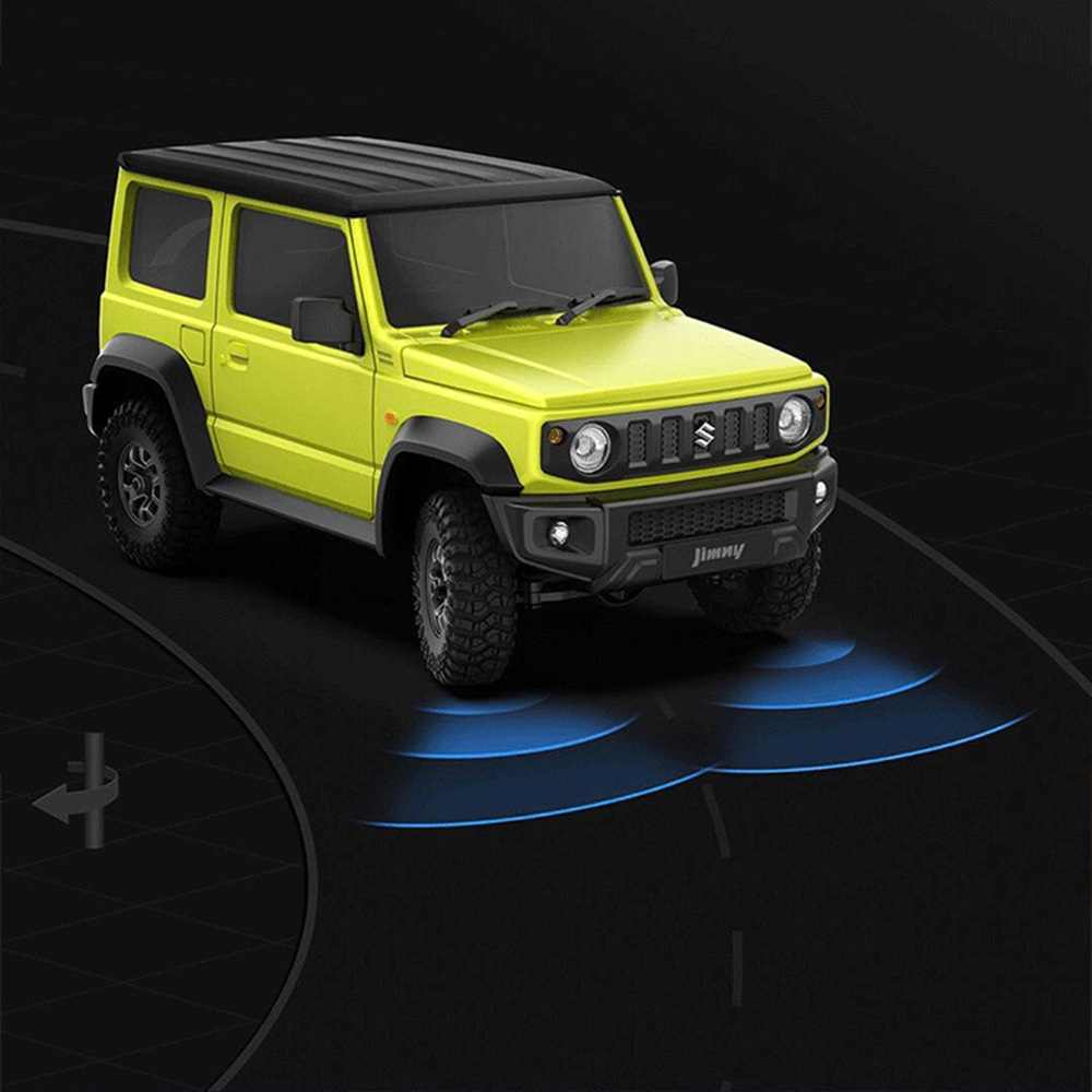 Xiaomi 1/16 4WD Intelligent Remote Control Realistic Car - Yellow