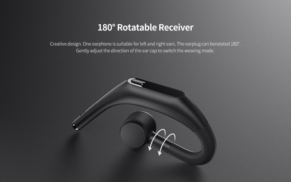 Xiaomi Bluetooth Headset Pro 40H Battery Life Dual Mic Noise Reduction