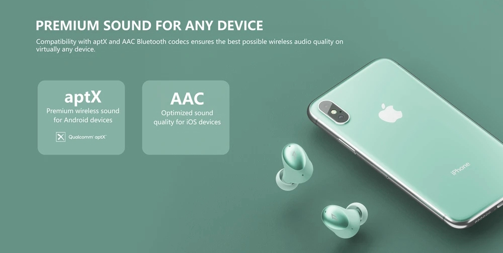 1MORE ESS6001T ColorBuds Blueooth5.0 TWS Earbuds Full Range Balance Armature Qualcomm QCC3040 aptX AAC IPX5 Auto Pairing