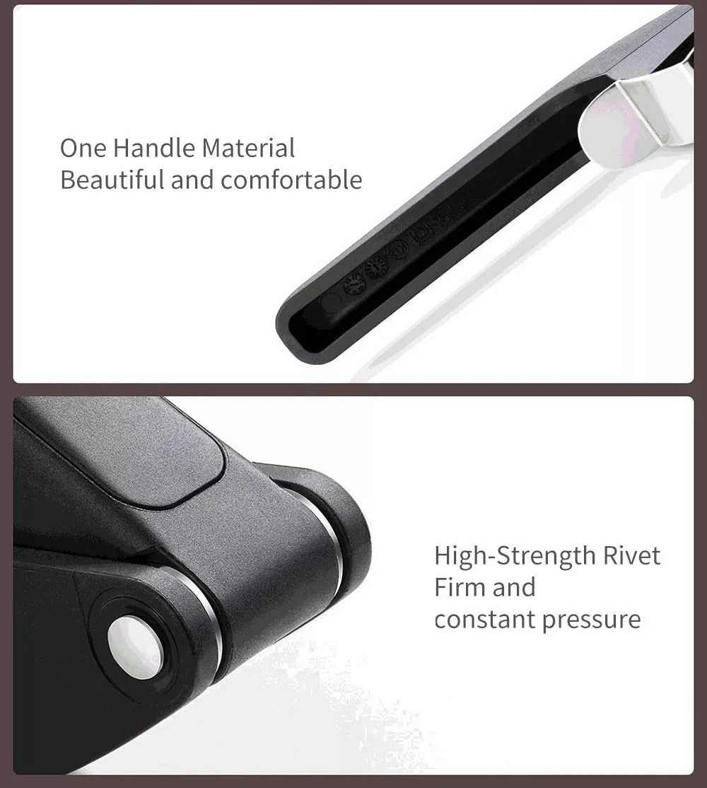 HUOHOU Kitchen Manual Garlic Press From Xiaomi Youpin - Black