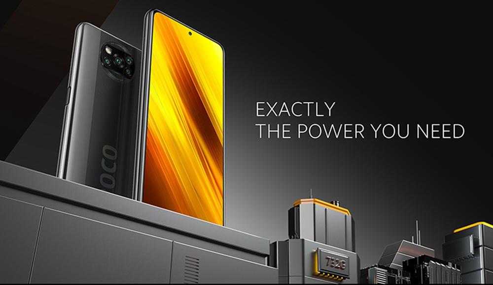 NFC Xiaomi Poco X3 Smartphone 6GB 64GB Versi/ón Global Snapdragon 732G 64MP C/ámara Pantalla 6.67 Dot Display Gris, 6GB+64GB 5160mAh bater/ía