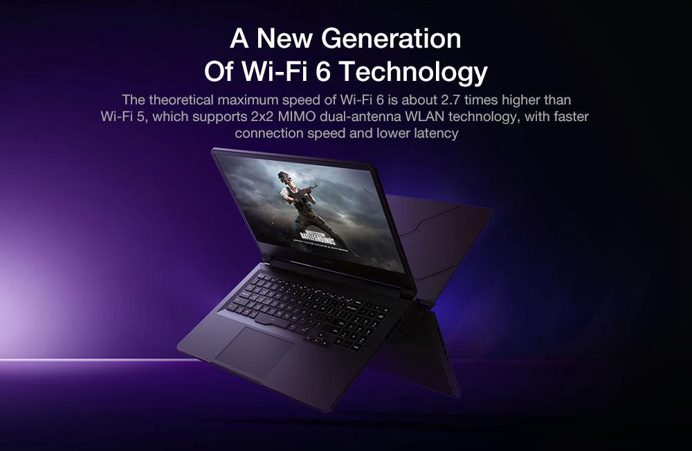 """Игровой ноутбук Xiaomi Redmi G 16.1 """"144Hz IPS 1920 * 1080 Intel Core i7-10750H GTX 1650Ti 16GB RAM 512GB SSD Windows 10 - черный"""