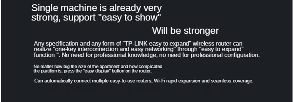 TP-LINK AX3200 dual-band full Gigabit wireless router wifi 6 802.11ax 3202Mbps - Black