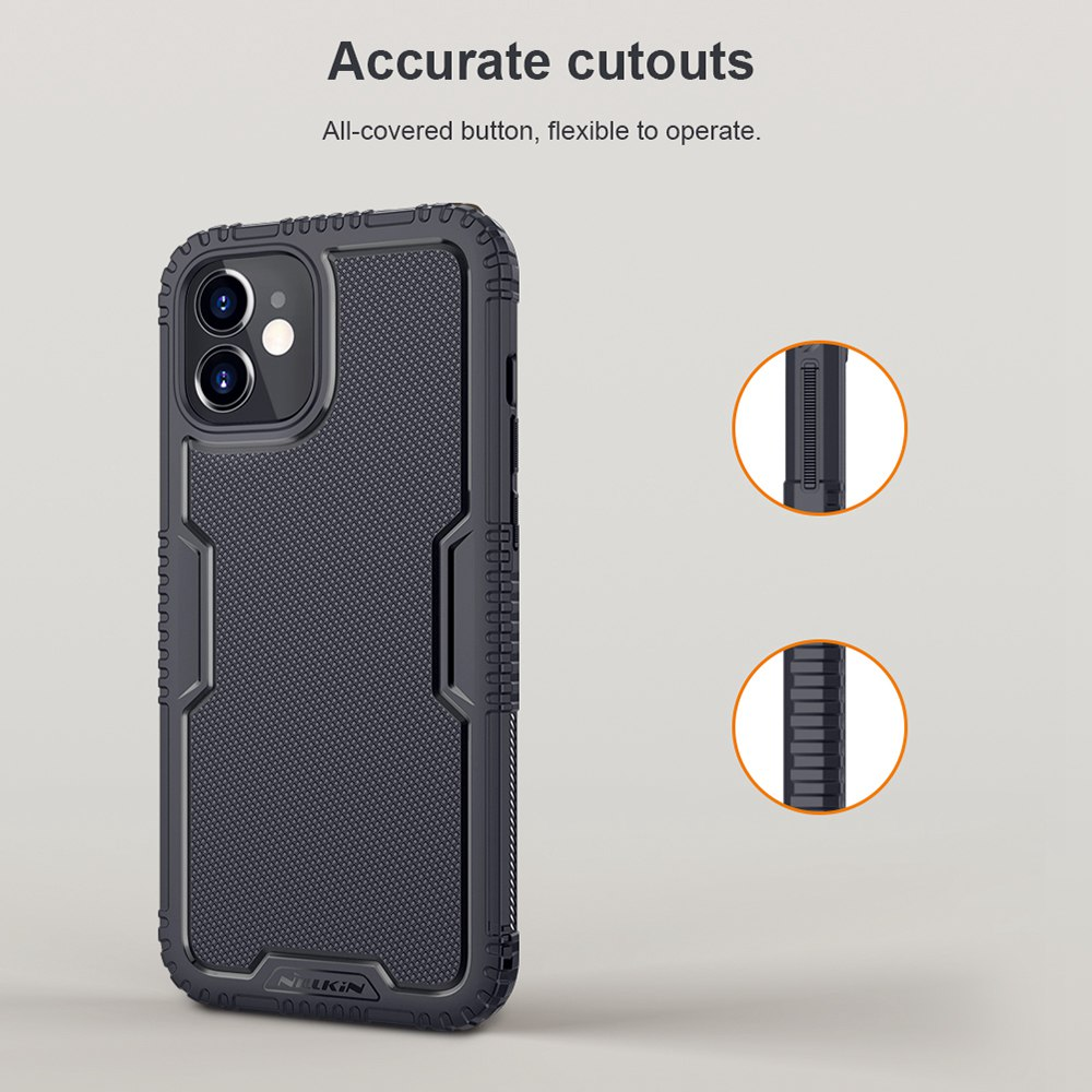 Tactics TPU Protection Case for Apple iPhone 12 Mini