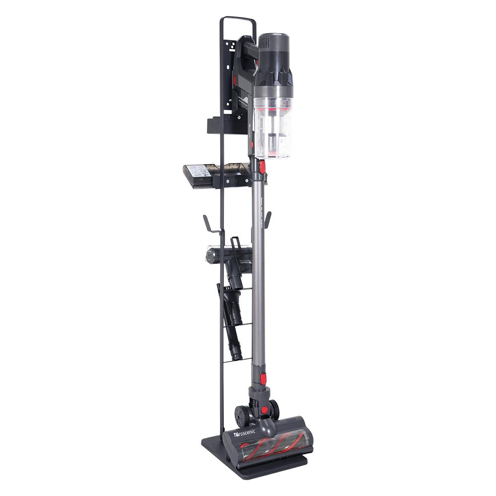 Geekbes General Model Vacuum Cleaner Floor Stand For Jimmy, Dreame, Dyson,Viomi, Proscenic, PUPPYOO Handheld Vacuum Cleaner