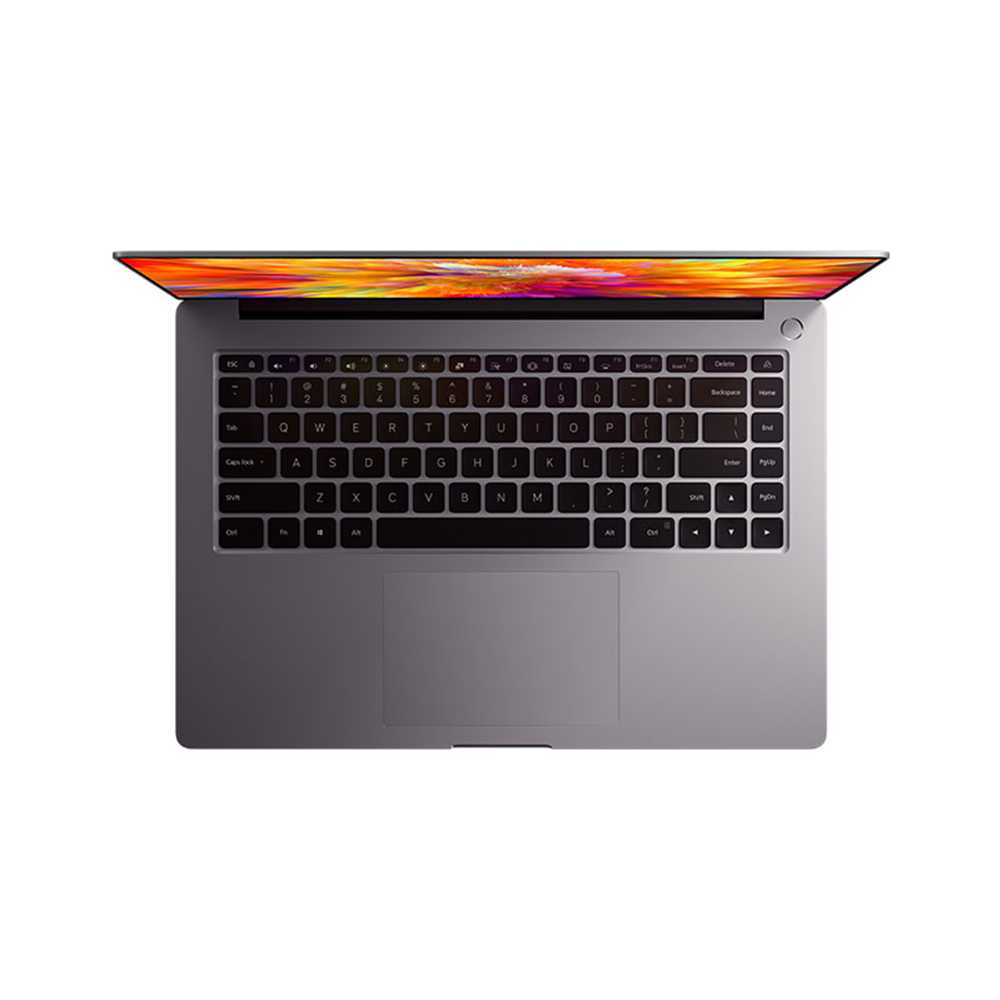 Xiaomi RedmiBook Pro 14 Laptop AMD Ryzen 5 5500U 14 Inch FHD+ 2560 x 1600 Screen 100% sRGB 16GB DDR4 512GB PCIe AMD Radeon Graphics WiFi 6 Band Type-C HDMI - Grey