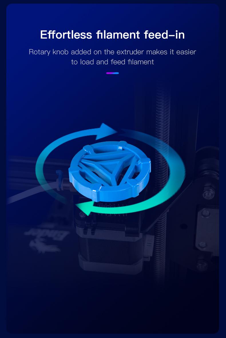 Creality Ender 3 V2 3D Printer, Upgraded 32-bit Silent Motherboard,Carborundum Glass Platform, Resuming Printing