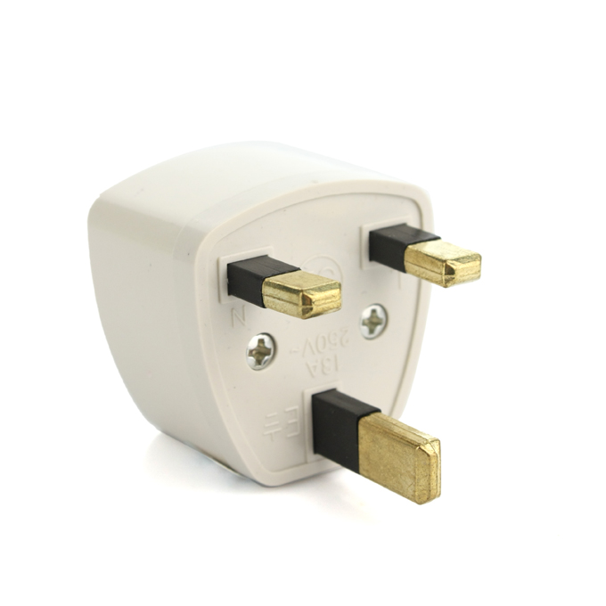 Travel Power Adaptor with UK Socket Plug for Smart Phone Tablet PC MINI PC фото