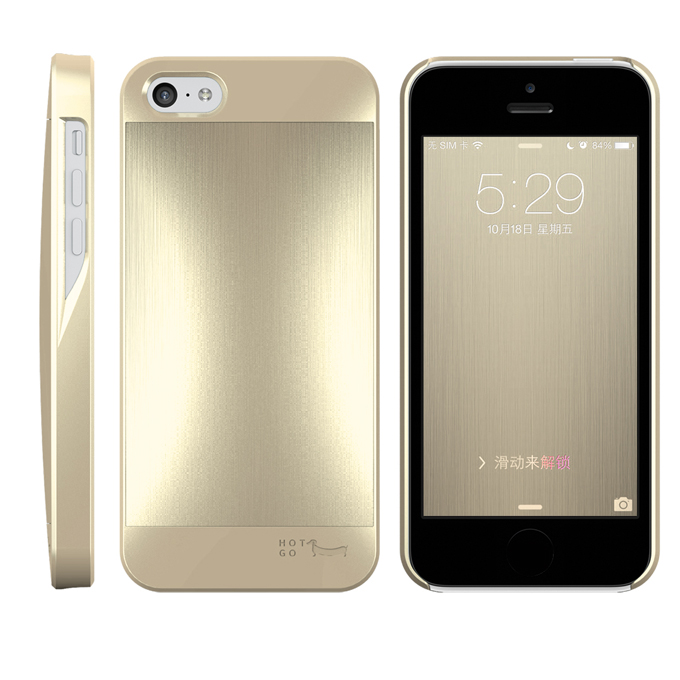 cover iphone 5s oro