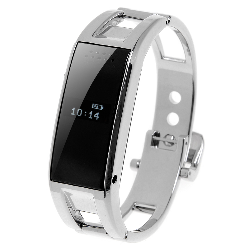 CL W210 Dames Bluetooth Smart horloge Luxe band Sync