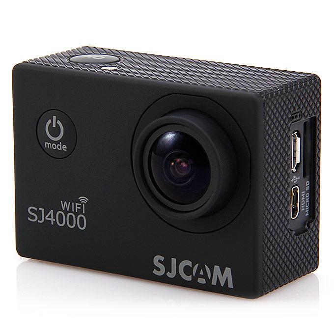 SJCAM SJ4000 WiFi Action Camera 2.0 inch
