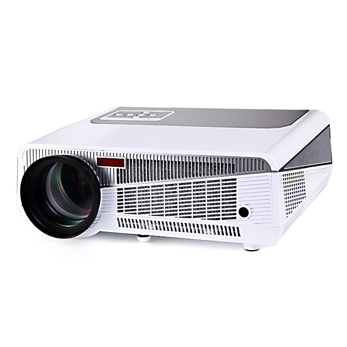 86+ 2800LM Android 4.2 Full HD LED LCD 3D Wifi Wireless Smart Projector 220W for iPhone iPad Laptop Mobile Phone