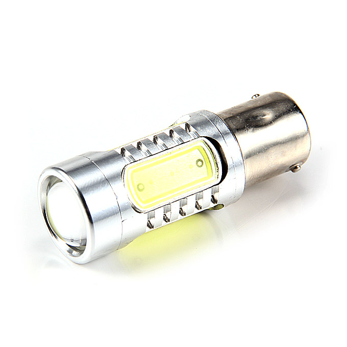 1156 7.5W 1500lm 6500K 4-COB LED White Light Car Headlamp / Foglight