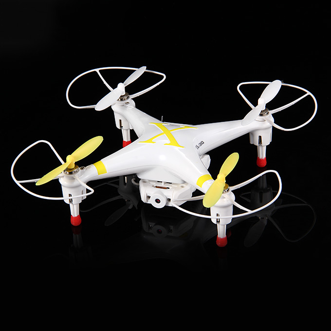 تشيرسون سك-شنومكسو شنومكس محور شنومكسغز منتصف الحجم فبف كوادكوبتر مع شنومكمب كاميرا ويفي إر التحكم عن r / c النسخة- الأصفر