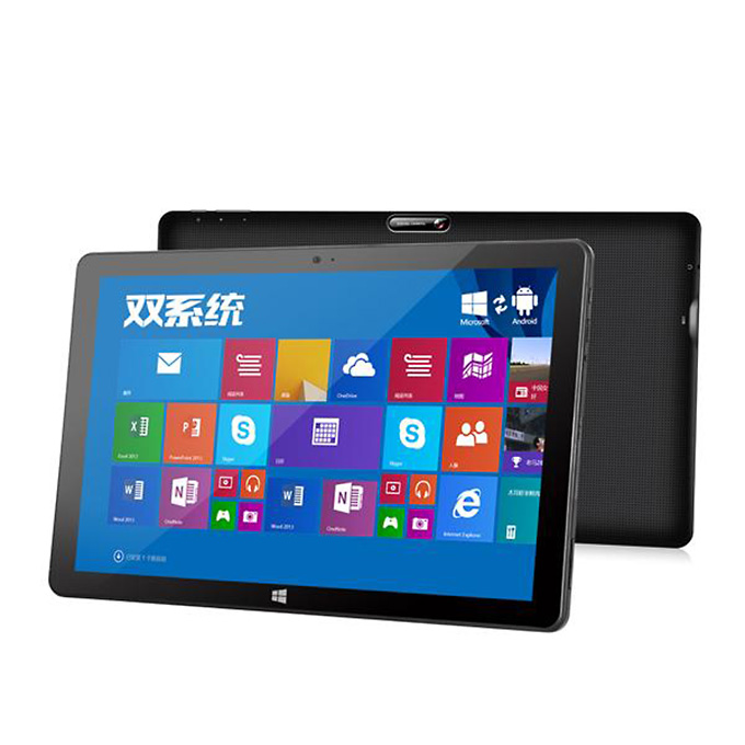 Onda V116w 3G Dual OS 11.6 Inch 2GB/64GB Tablet PC Win8.1 + Android4.4 Intel Z3736F Quad Core 2.16GHz IPS 1920*1080 HDMI OTG Bluetooth - Black