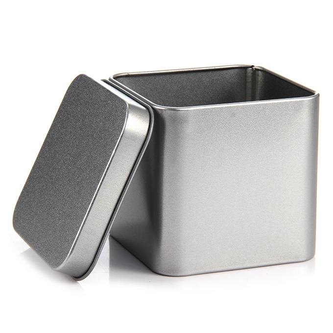 Square Iron Metal Box อุปกรณ์สนับสนุนภาคพื้นดิน