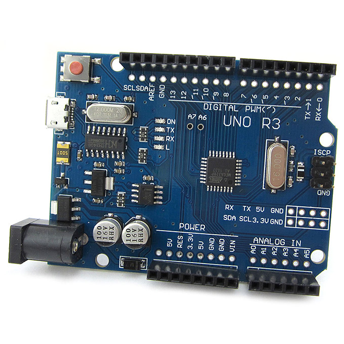 Arduino UNO R3 Mirco USB Socket ATmega328P Development Board