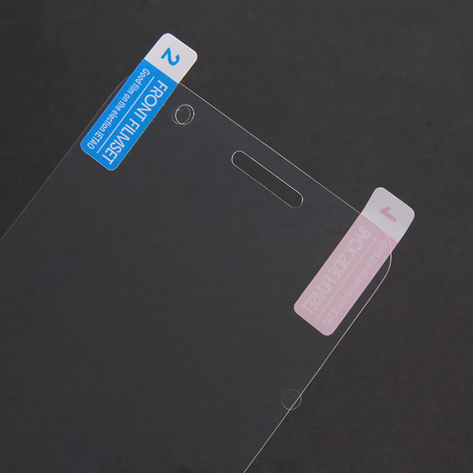 Crystal Clear LCD Screen Protector Film Cover for JIAYU S3 Smartphone фото