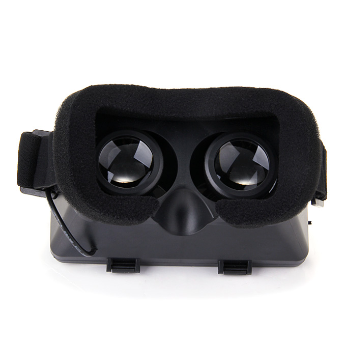 3D Glasses for Redpawz CMR280 with Battery Box for NP-F330 NP-F530 F550 F570 NP-F730
