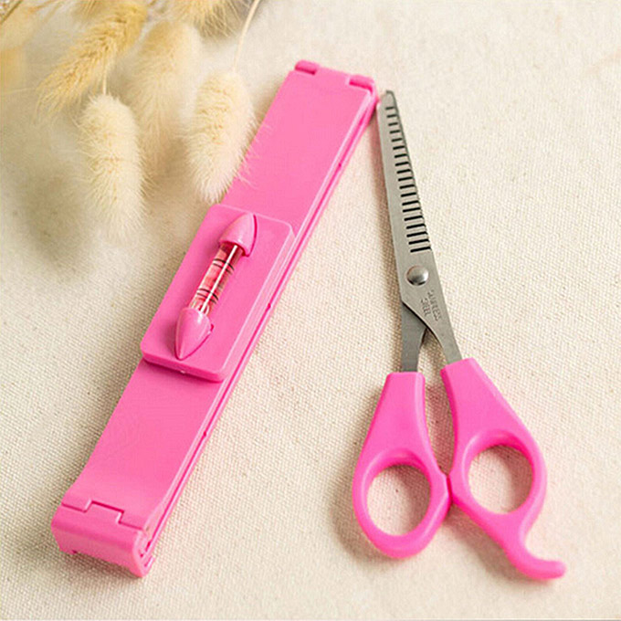 New Fashion DIY Professional Bangs Hair Cutting Tools Trim ...