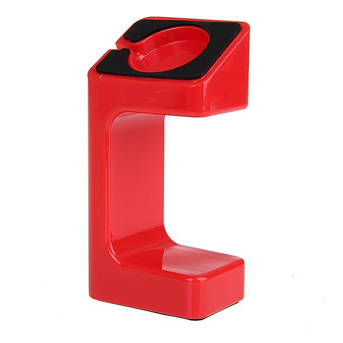 ที่ชาร์จแท่นวาง / แท่นวาง / แท่นวางสำหรับยึดแท่นวางสำหรับ Apple Watch - สีแดง