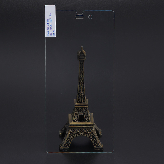 Makibes Toughened Glass 0.33mm Screen Protector Film Cover Arc Edge For ZTE Nubia Z9 Mini фото