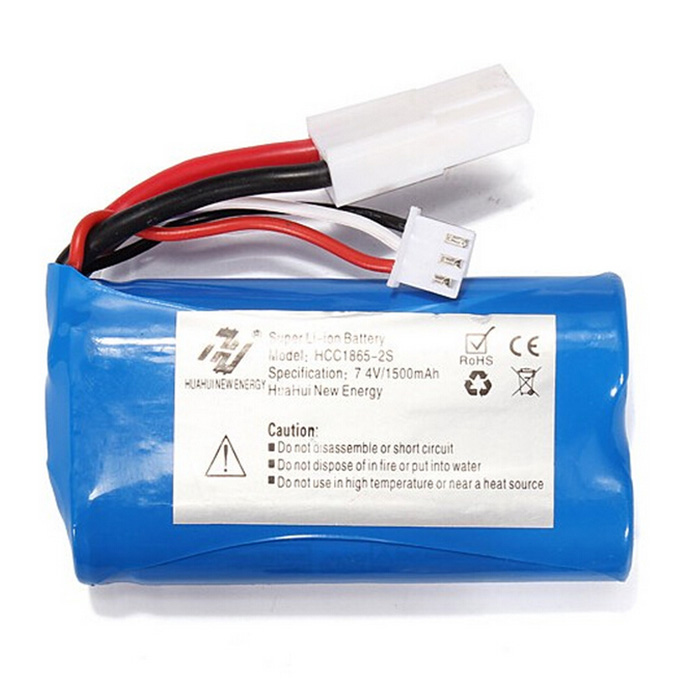 FT009-15 7.4V 1500mA Battery Spare Parts For FT009 RC Boat