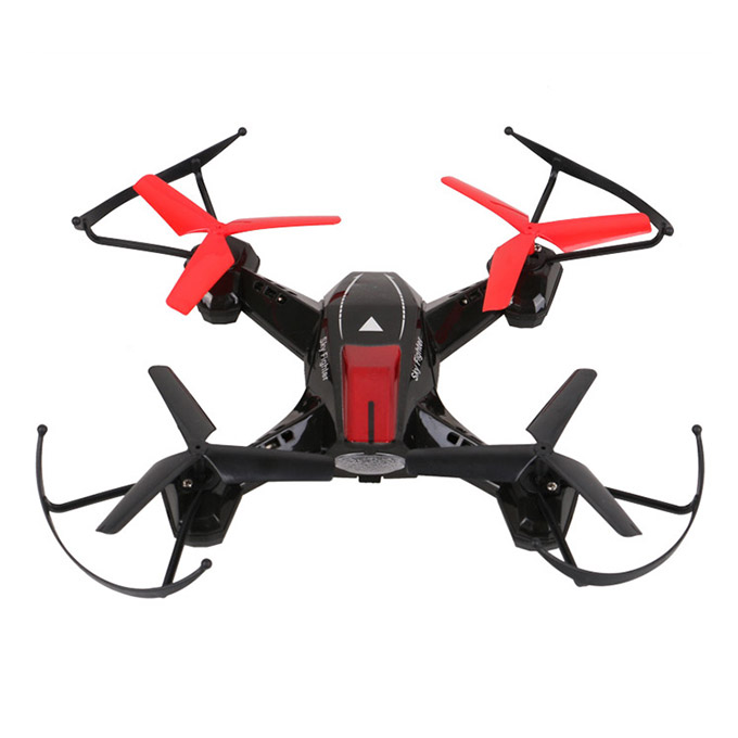 YD - 822S 4CH Mini Sky Fighter 6 Axis Gryo Combat RC Quadcopter With LED Light